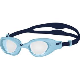 3eabb1fc6 arena The One Svømmebriller Børn, clear-cyan-blue